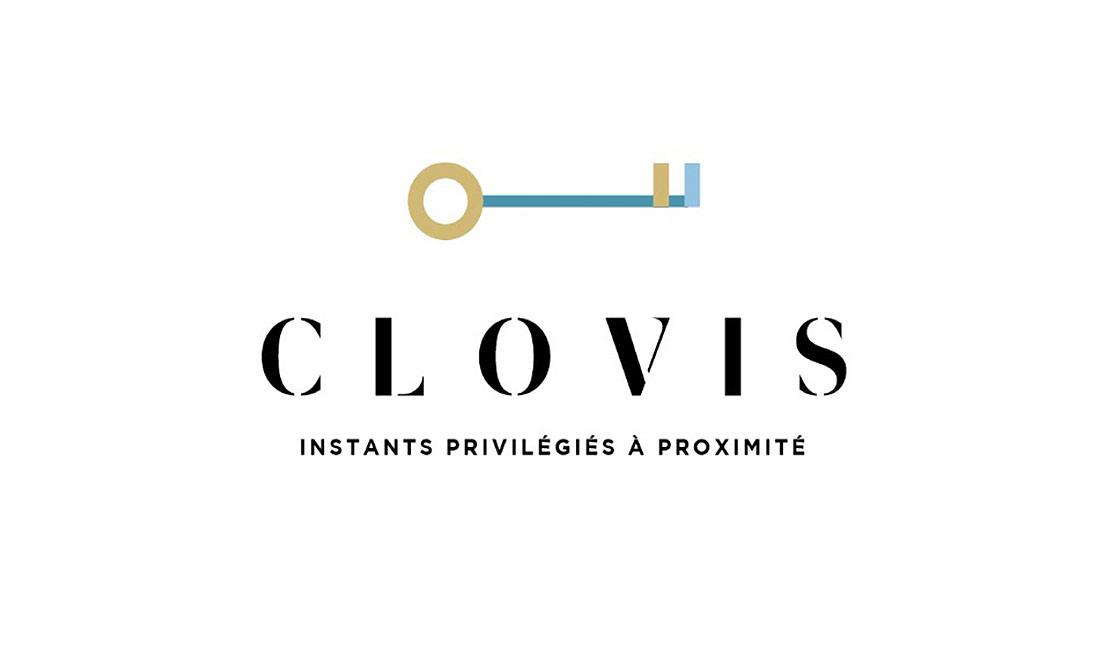 Logo et identité visuelle Clovis