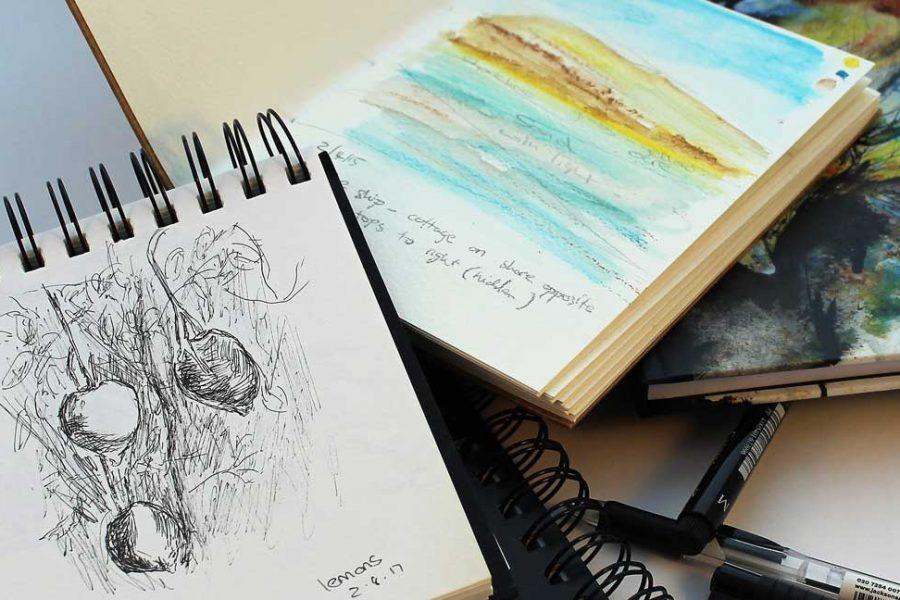 Formation faire son book d'artiste
